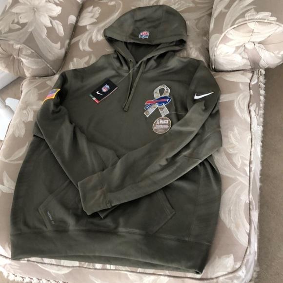 cheap for discount da81f 5944a Buffalo bills salute to service sweatshirt